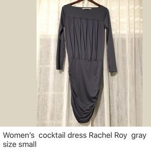 Rachel Roy gray dress size small